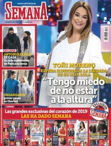 Semana España - 08 enero 2020