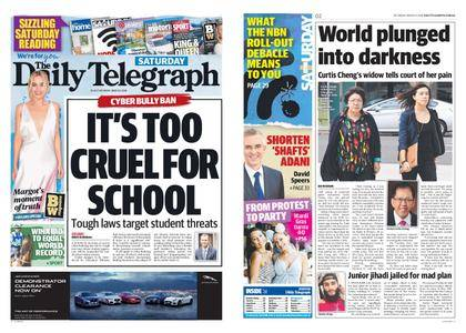 The Daily Telegraph (Sydney) – March 03, 2018