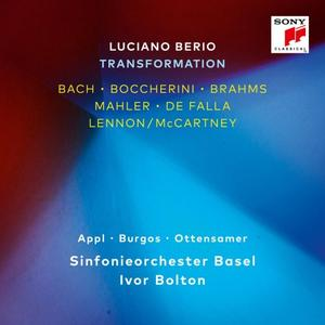 Sinfonieorchester Basel - Luciano Berio - Transformation (2019)
