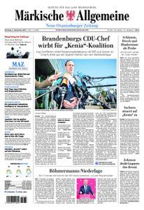 Neue Oranienburger Zeitung - 03. September 2019