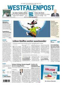 Westfalenpost Wetter - 08. Mai 2018