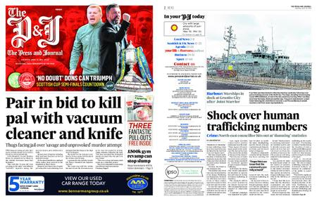 The Press and Journal Moray – April 13, 2019