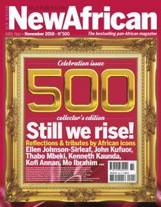New African - November 2010
