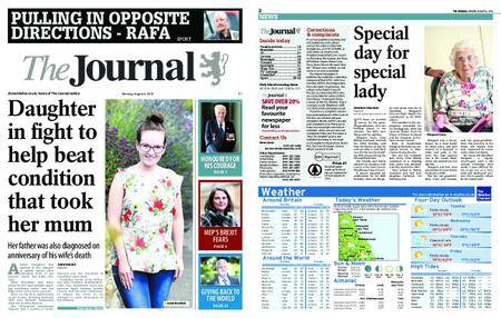 The Journal – August 06, 2018