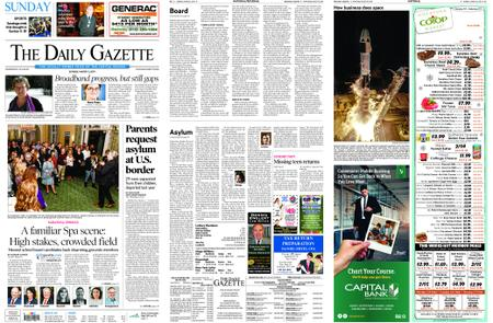 The Daily Gazette – March 03, 2019