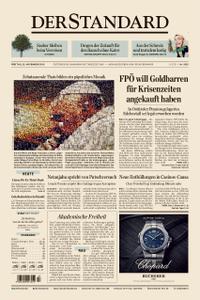 Der Standard – 22. November 2019