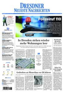 Dresdner Neueste Nachrichten - 13. August 2019