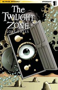Dynamite-The Twilight Zone Lost Tales 2014 Hybrid Comic eBook