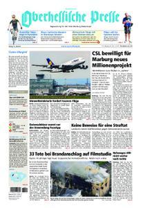 Oberhessische Presse Hinterland - 19. Juli 2019