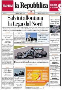 la Repubblica - 3 Agosto 2020