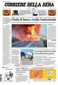 Corriere della Sera - 7 Agosto 2018