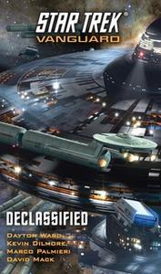 «Vanguard: Declassified» by Kevin Dilmore,Dayton Ward,David Mack,Marco Palmieri