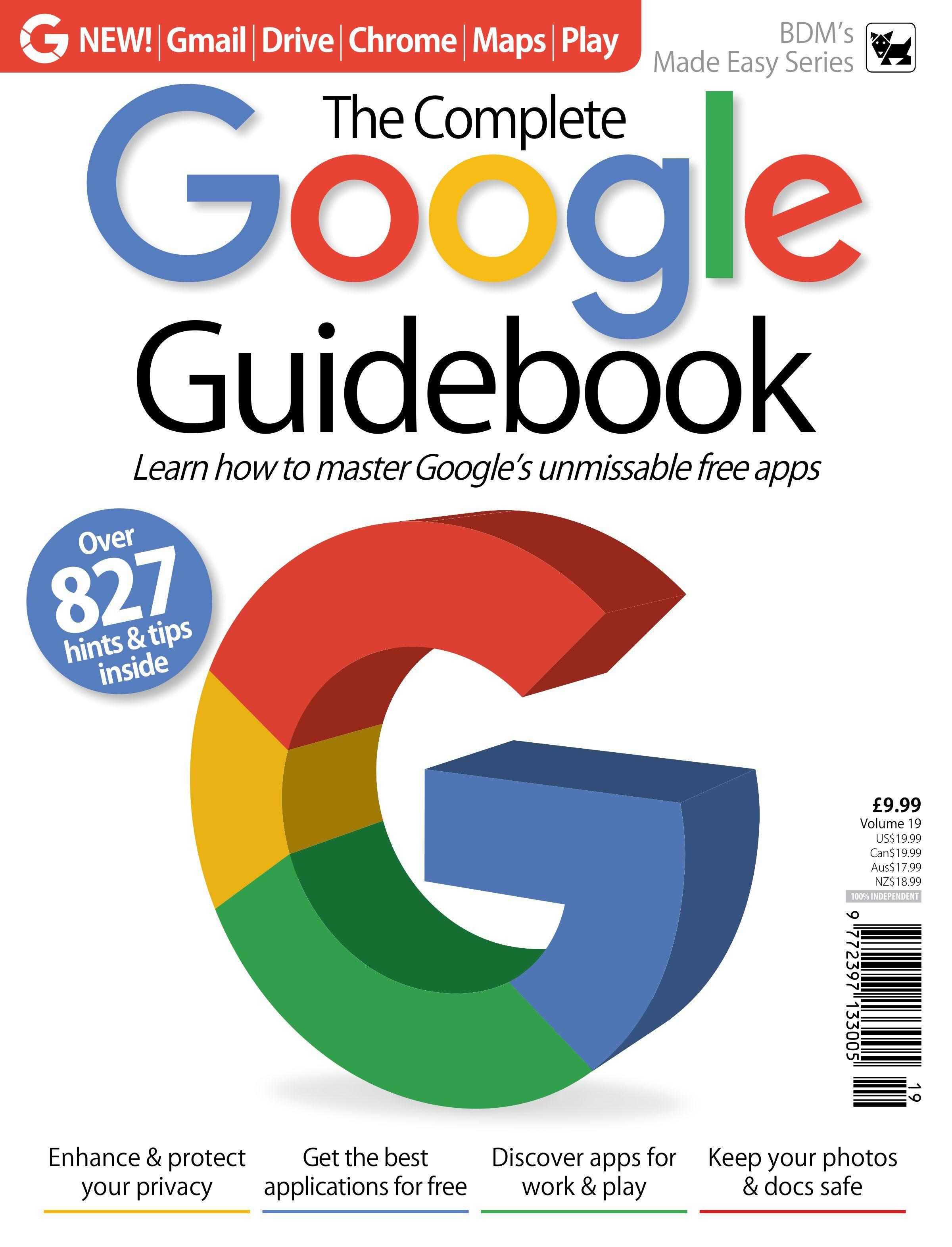 Google Complete Manual – August 2019