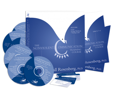 The Nonviolent Communication Training Course [Audiobook]