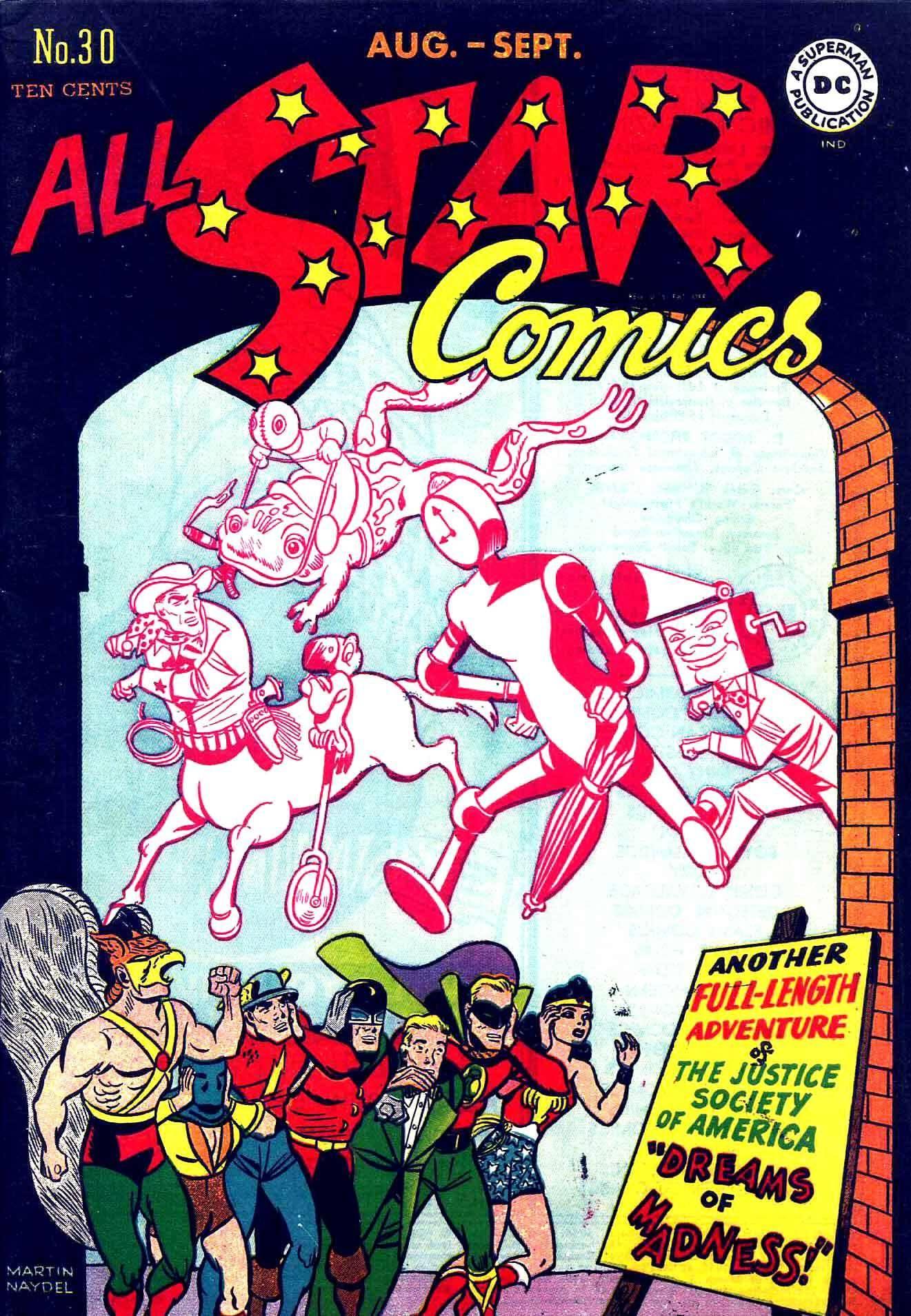 All-Star Comics 030 1946