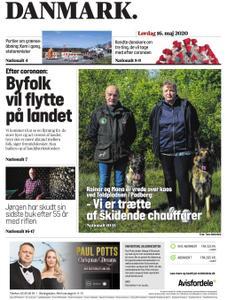 JydskeVestkysten Varde – 16. maj 2020