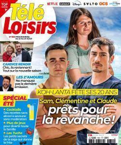 Télé Loisirs - 16 Août 2021