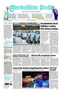 Oberhessische Presse Marburg/Ostkreis - 14. November 2018