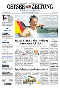 Ostsee Zeitung Wolgast - 16. März 2018