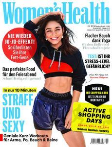 Women's Health – April 2019