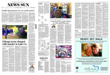 Lake County News-Sun – August 15, 2019