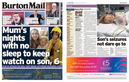 Burton Mail – September 25, 2019
