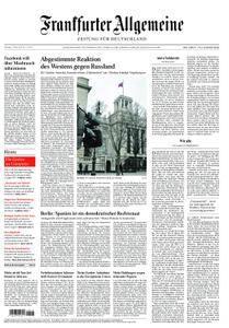 Frankfurter Allgemeine Zeitung F.A.Z. - 27. März 2018