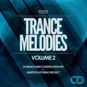 Myloops Trance Melodies Volume 2 MiDi Ableton Project Sylenth1 and Massive Presets