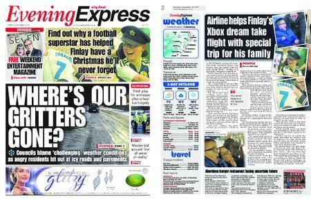 Evening Express – December 16, 2017
