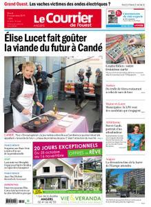 Le Courrier de l'Ouest Angers – 05 novembre 2019