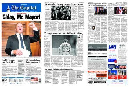 The Capital – November 08, 2017