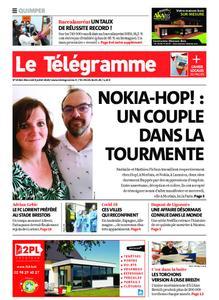 Le Télégramme Quimper – 08 juillet 2020