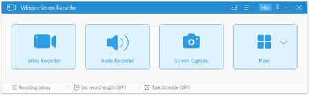 Vidmore Screen Recorder 1.1.8 (x64) Multilingual