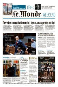 Le Monde du Samedi 1er Juin 2019