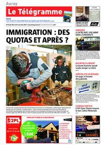 Le Télégramme Auray – 06 novembre 2019