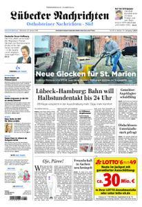 Lübecker Nachrichten Ostholstein Süd - 23. Januar 2019