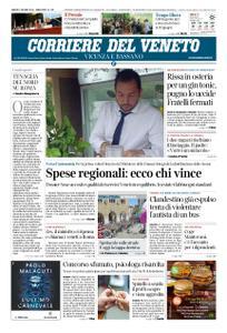 Corriere del Veneto Vicenza e Bassano – 01 giugno 2019