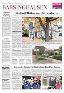 Barsinghausen/Wennigsen - 05. Oktober 2017