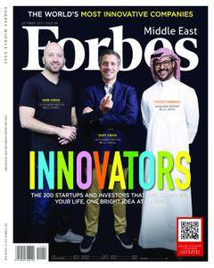 Forbes Middle East English Edition - October 2017