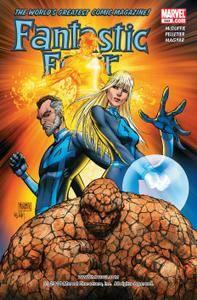 Fantastic Four 553 2008 digital Minutemen-Faessla