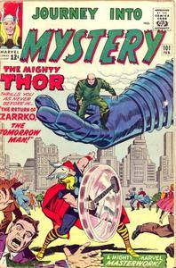 Thor 1964-02 Journey Into Mystery 101