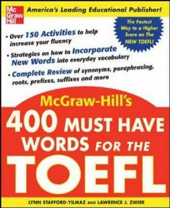 400 Must-Have Words for the TOEFL (repost)