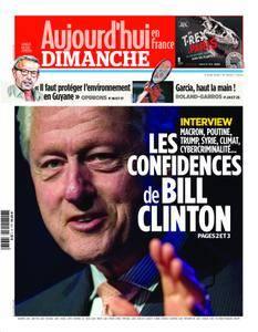 Aujourd'hui en France – 03 juin 2018