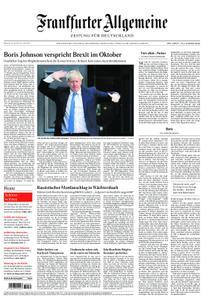 Frankfurter Allgemeine Zeitung F.A.Z. - 24. Juli 2019