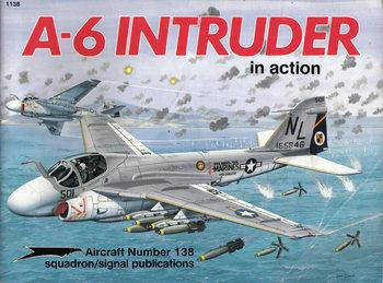 A-6 Intruder in Action (Squadron Signal 1138)