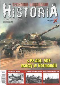 Technika Wojskowa Historia №2 Marzec - Kwiecien 2017