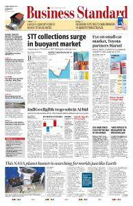 Business Standard - March 30, 2018