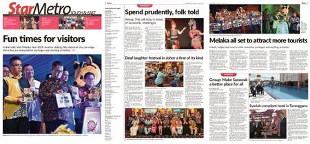 The Star Malaysia - Metro South & East – 02 January 2019