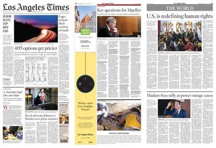 Los Angeles Times – July 24, 2019