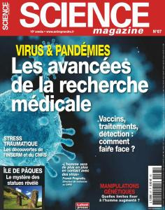 Science Magazine - Août-Octobre 2020